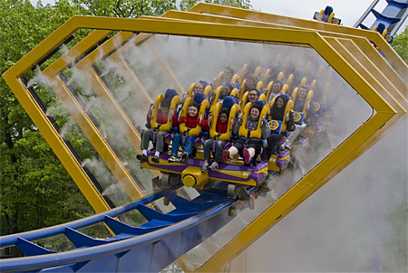 six flags rides in new jersey. Six Flags Entertainment